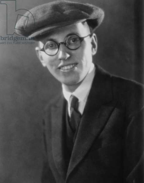 "Elmer Rice (1892-1967), American playwright, addressed social issues of poverty, intolerance, and racism. ""Street Scene"" won the 1929 Pulitzer Prize"