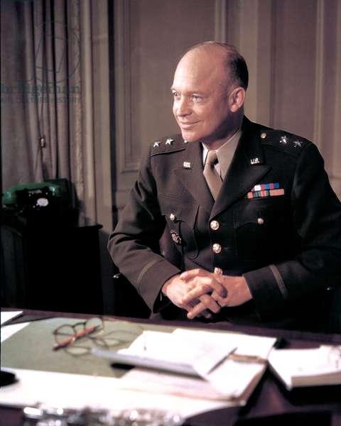 Dwight D. Eisenhower, 1940s