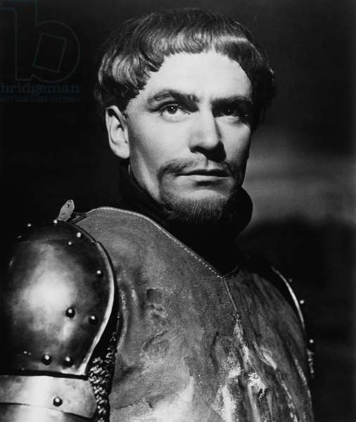 Laurence Olivier, as member of the Old Vic Theatre Company, 1940s