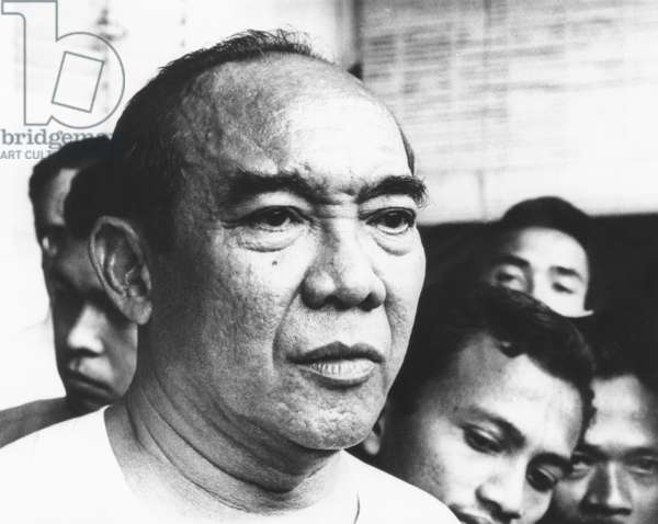 Indonesian ruler Sukarno was removed from power on Jan, 10, 1967. He was stripped of his 'President-for-Life' title by the legislature, the People's Consultative Assembly. He spent the next four years before his death in 1970, under house arrest in Bogor Palace