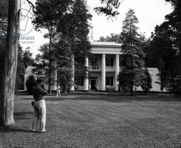 The Hermitage, home of President Andrew Jackson (1767-1845), Tennessee, c.1950s