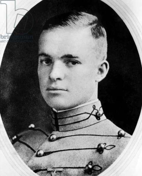 Dwight D. Eisenhower. c. 1910s