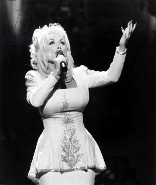 Dolly Parton, 1990s.