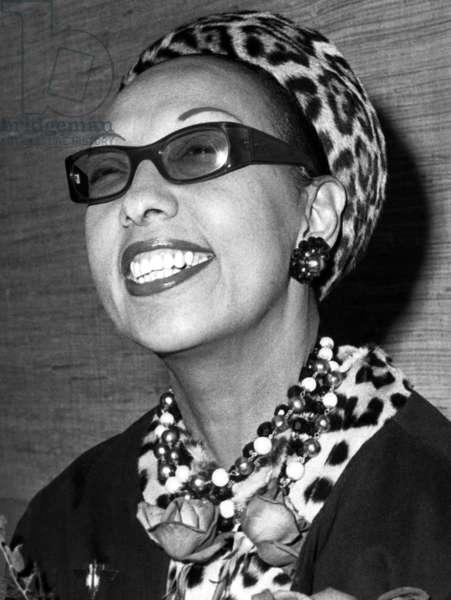 Josephine Baker, 1964