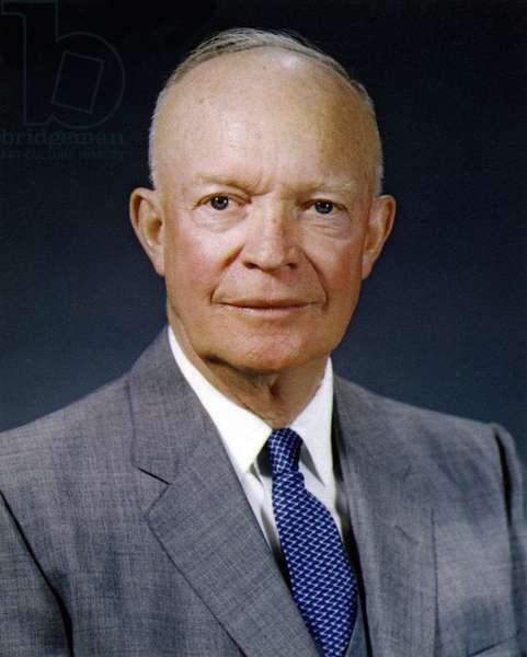 President Dwight Eisenhower. May 29, 1959