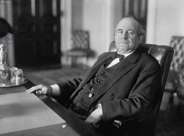 William Jennings Bryan as Secretary of State in the Woodrow Wilson Administration, 1913-1915