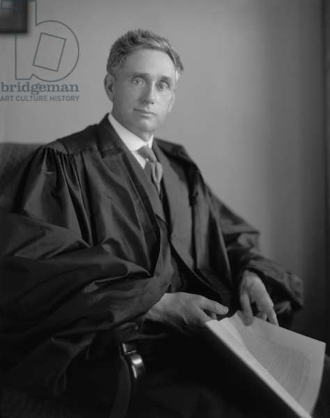Louis Brandeis, was appointed to the U.S. Supreme Court by Woodrow Wilson in 1916. He was the first Jew to service on the nation's highest court