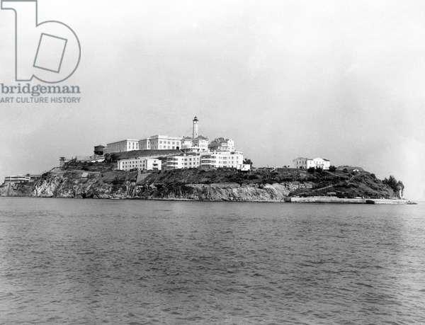 Alcatraz Island, San Francisco, c.1960s