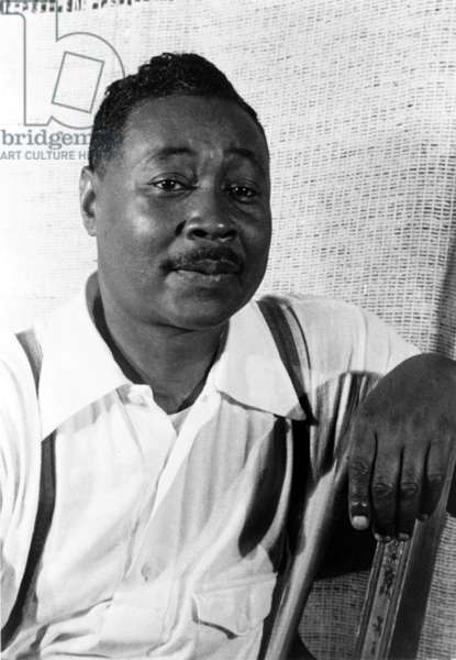 """Claude McKay (1890-1948) Jamaican born African American author and poet, wrote the widely read novel """"Home to Harlem"""" in 1928"""