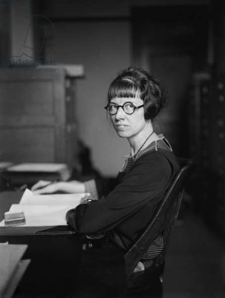 Grace M. Eddy, was the first woman examiner for the Interstate Commerce Commission, 1925