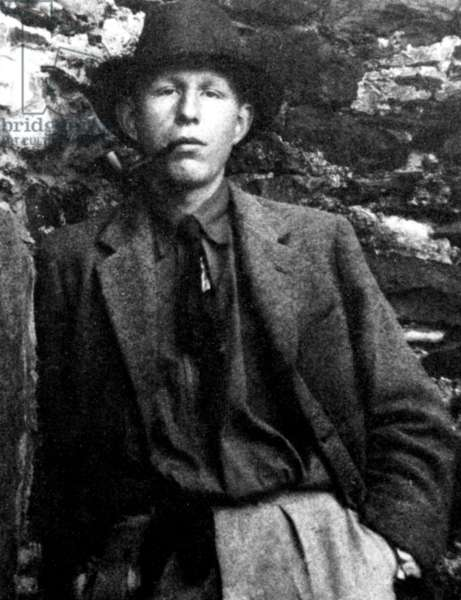 W.H. Auden, 1928