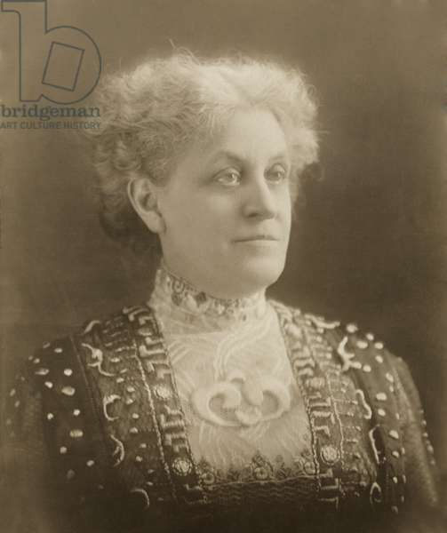 Carrie Chapman Catt, was president of the National American Woman Suffrage Association from 1900 to 1904 and 1915 to 1920. After the passage of the 19th Amendment she founded the League of Women Voters in 1920