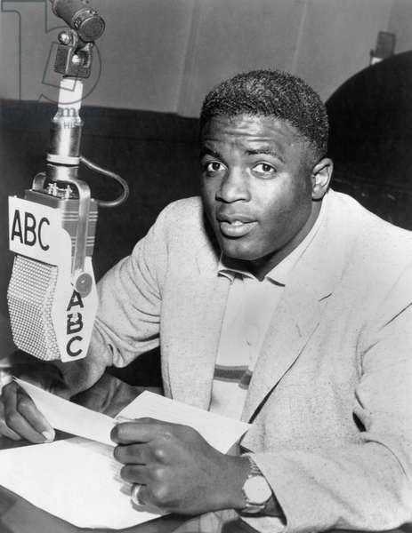 Jackie Robinson, c. 1950s
