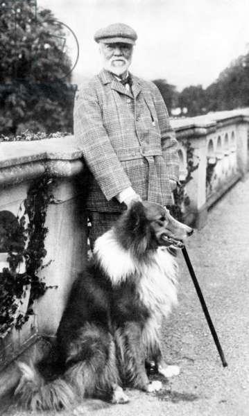Andrew Carnegie, 1910s