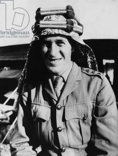 T.E. Lawrence (1888-1935), popularly known as Lawrence of Arabia, circ. 1930s