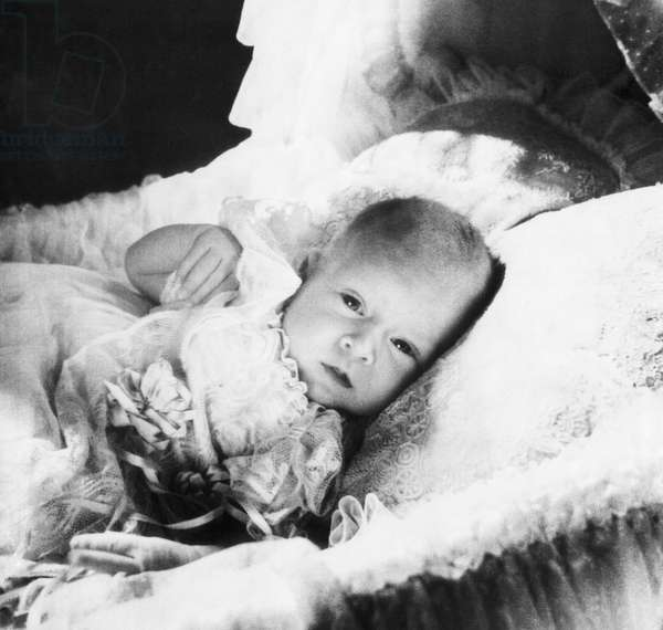British Royalty. Future Prince of Wales Prince Charles of England, December, 1948