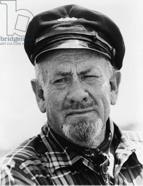 "John Steinbeck (1902-1968) American author received the Nobel Prize for Literature for 1962. His best known work, ""Grapes of Wrath,"" was made into a 1940 film starring Henry Fonda. 1966"