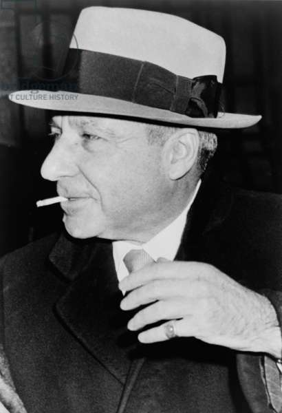 Meyer Lansky (1902-1983), reached the executive level in the mob and managed to avoid prison throughout his life. Lansky was portrayed by Lee Strasberg in character based on him in GODFATHER II; by Dustin Hoffman in THE LOST CITY in 2005; and by Ben Kingsley in BUGSY, 1991