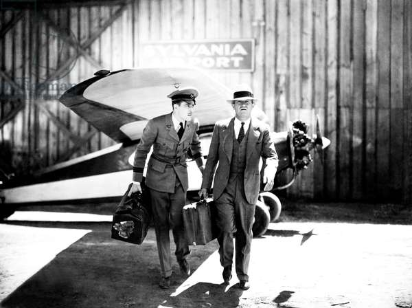 AMBASSADOR BILL, from left, Ray Milland, Will Rogers, 1931