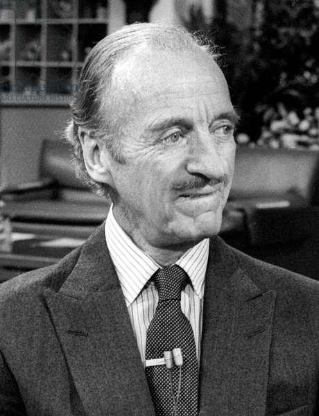 David Niven, 1980 (photo)