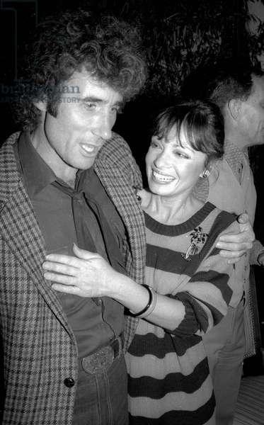 Jim Dale Karen Valentine, 1980 (photo)
