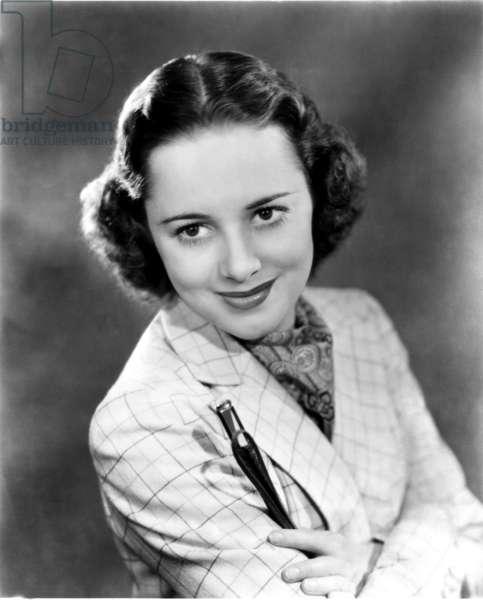 CALL IT A DAY, Olivia de Havilland, 1937
