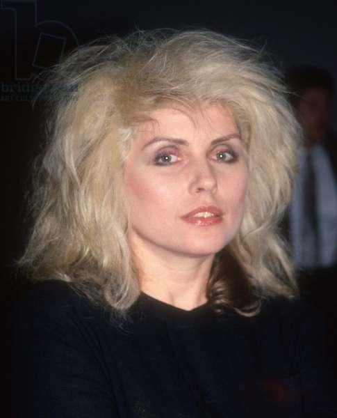 Debbie Harry, 1988 (photo)