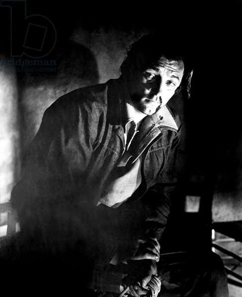 BLOOD ON THE MOON,  Robert Mitchum, 1948