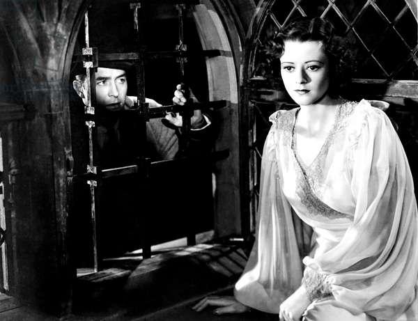 BULLDOG DRUMMOND ESCAPES, Ray Milland, Heather Angel, 1937