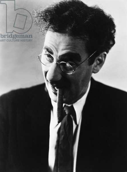 THE COCOANUTS, Groucho Marx, 1929