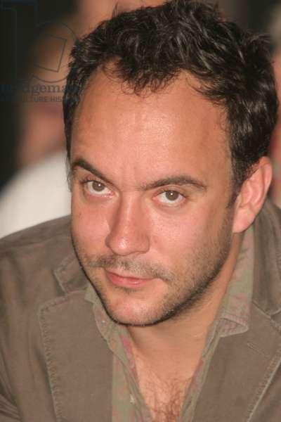 DAVE MATTHEWS, 2006 (photo)