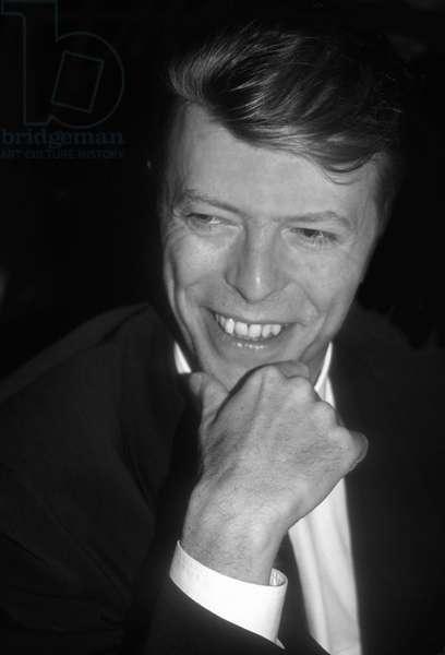 David Bowie, 1990 (photo)