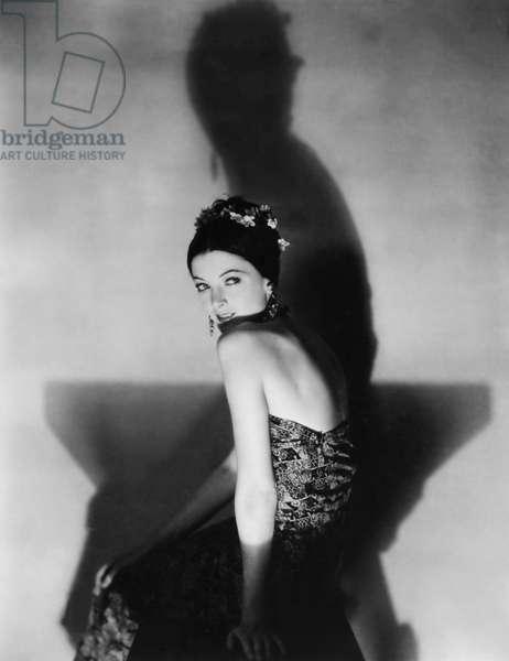 EVIDENCE, Myrna Loy, 1929