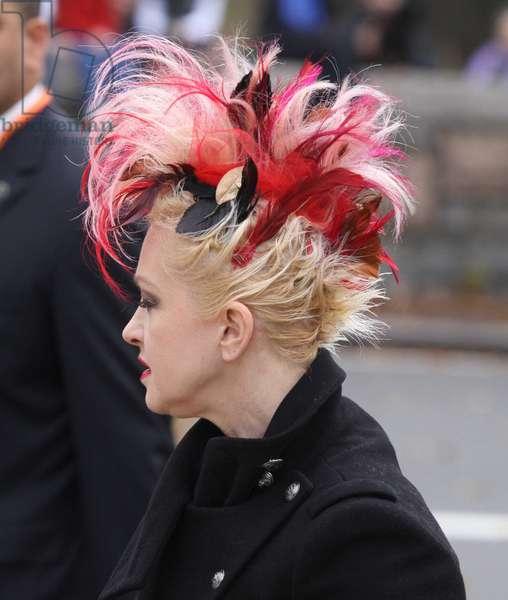 Cyndi Lauper, 2009 (photo)