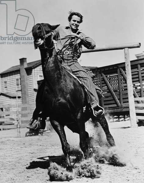 THE DESPERADOES, Glenn Ford, 1943