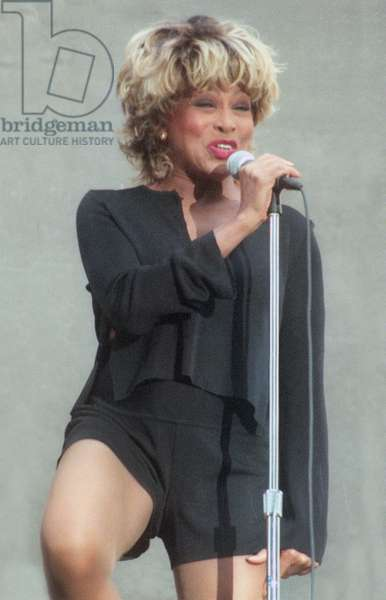 Tina Turner, 1997 (photo)