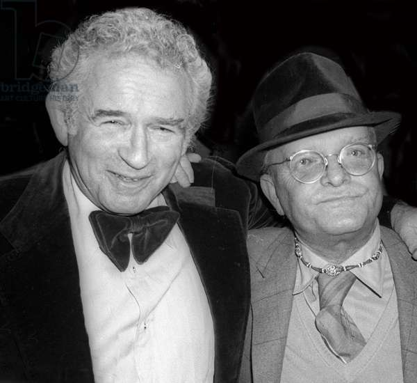 Norman Mailer Truman Capote Undated (photo)
