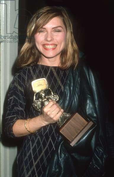 Debbie Harry, 1985 (photo)
