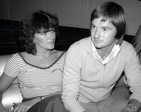 Jimmy Connors at Studio 54, 1978 (photo)