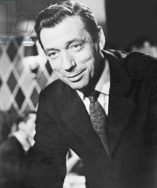 GOODBYE AGAIN, Yves Montand, 1961