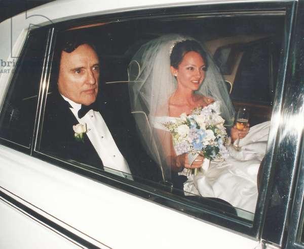 Dennis Hopper, Victoria Duffy, 1996 (photo)
