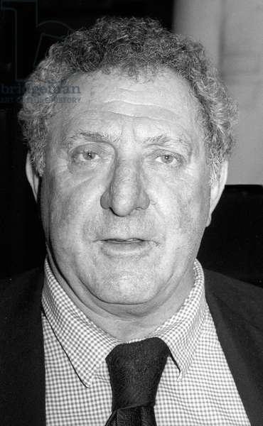 Irwin Shaw, 1977 (photo)