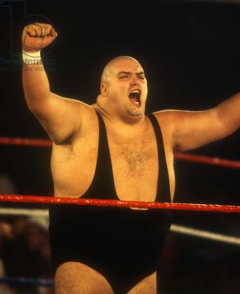 King Kong Bundy, 1995 (photo)