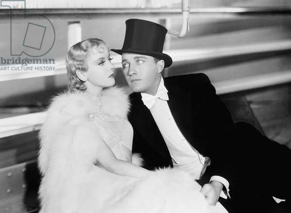 ANYTHING GOES, from left: Ida Lupino, Bing Crosby, 1936