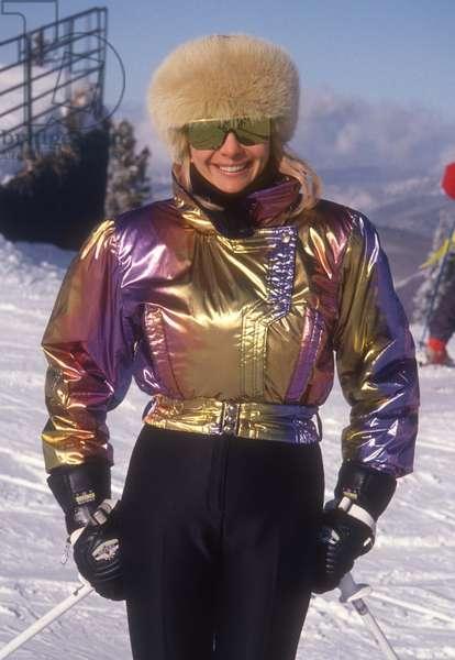 Ivana Trump, 1991 (photo)