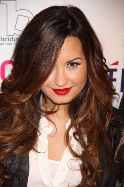 Demi Lovato, 2010 (photo)
