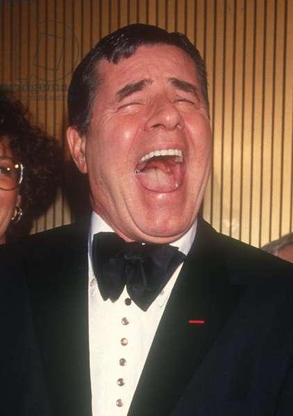 Jerry Lewis, 1991 (photo)