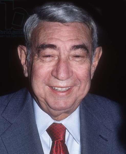 Howard Cosell, 1991 (photo)