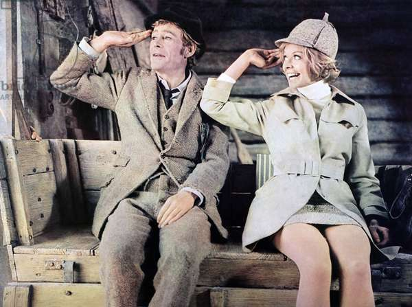 BROTHERLY LOVE, (aka COUNTRY DANCE), from left: Peter O'Toole, Susannah York, 1970