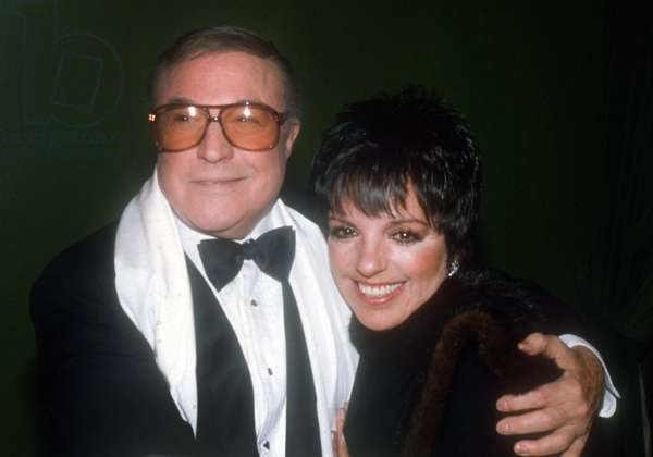 Gene Kelly Liza Minnelli, 1985 (photo)